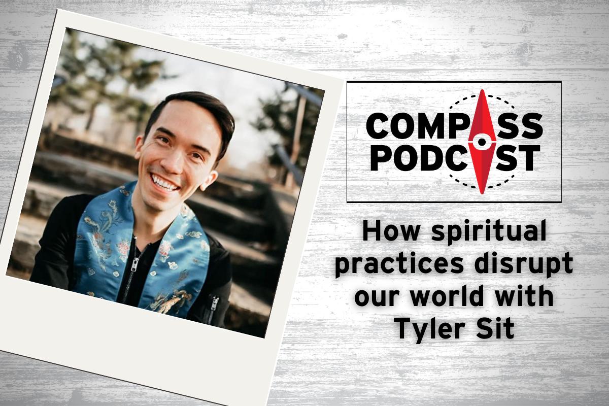Tyler Sit shares stories of spiritual disruption