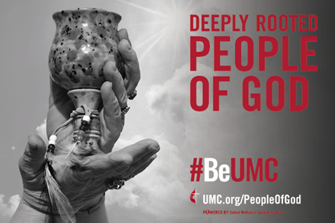 United Methodists are deeply-rooted People of God.