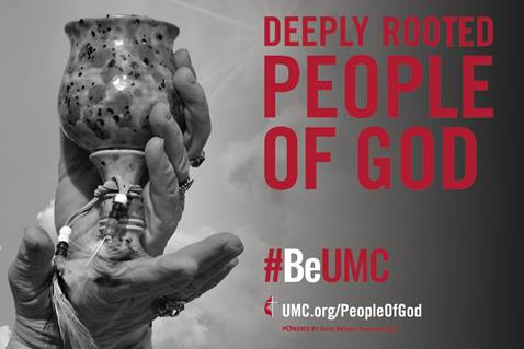 United Methodists are deeply-rooted People of God. #BeUMC