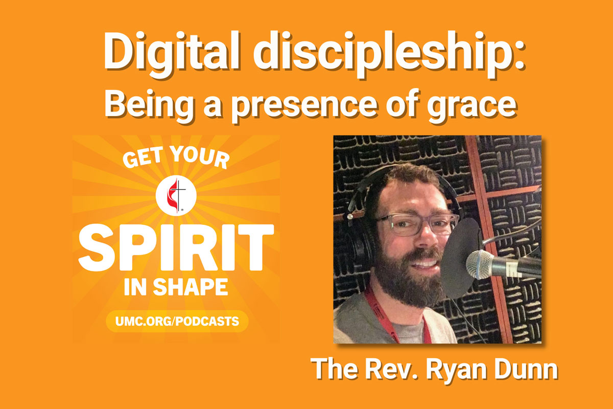 We are growing increasingly comfortable in digital spaces like Facebook, Zoom, Twitter and Twitch. Ryan Dunn shares how we can best represent Christ when we're online.
