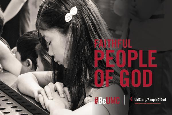 United Methodists are faithful people of God. Image by United Methodist Communications.
