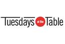 Official Tuesdays at the Table logo created by United Methodist Communications.