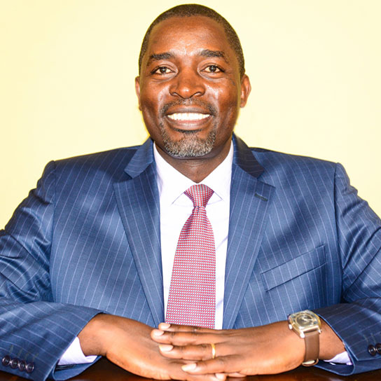 Dr. Peter Mageto Maiko is an author and professor at Africa University. Photo courtesy Connectional Table.