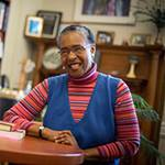Rev. Dr. Traci C. West is Professor of Christian Ethics and African American Studies at Drew University Theological School (Madison, NJ). Photo courtesy Connectional Table.