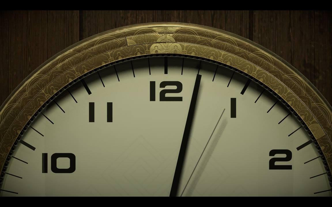 Twelve Minutes allows us to inhabit the story in a parable-like way.