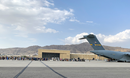 Afghan evacuees boarding American aircraft during Operation Allies Refuge in August 2021. Photo credit: Wikipedia
