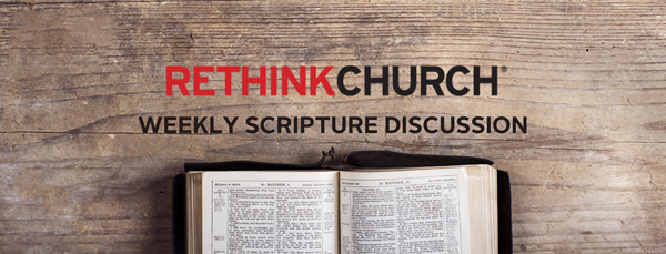 Join the Rethink Church community Facebook group