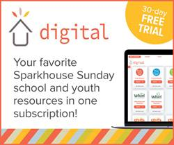 Sparkhouse Digital a rich and reliable resource for faith formation. Click here to learn more.